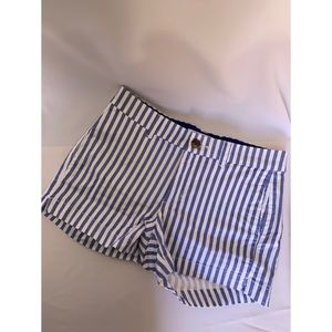 NWOT Striped shorts